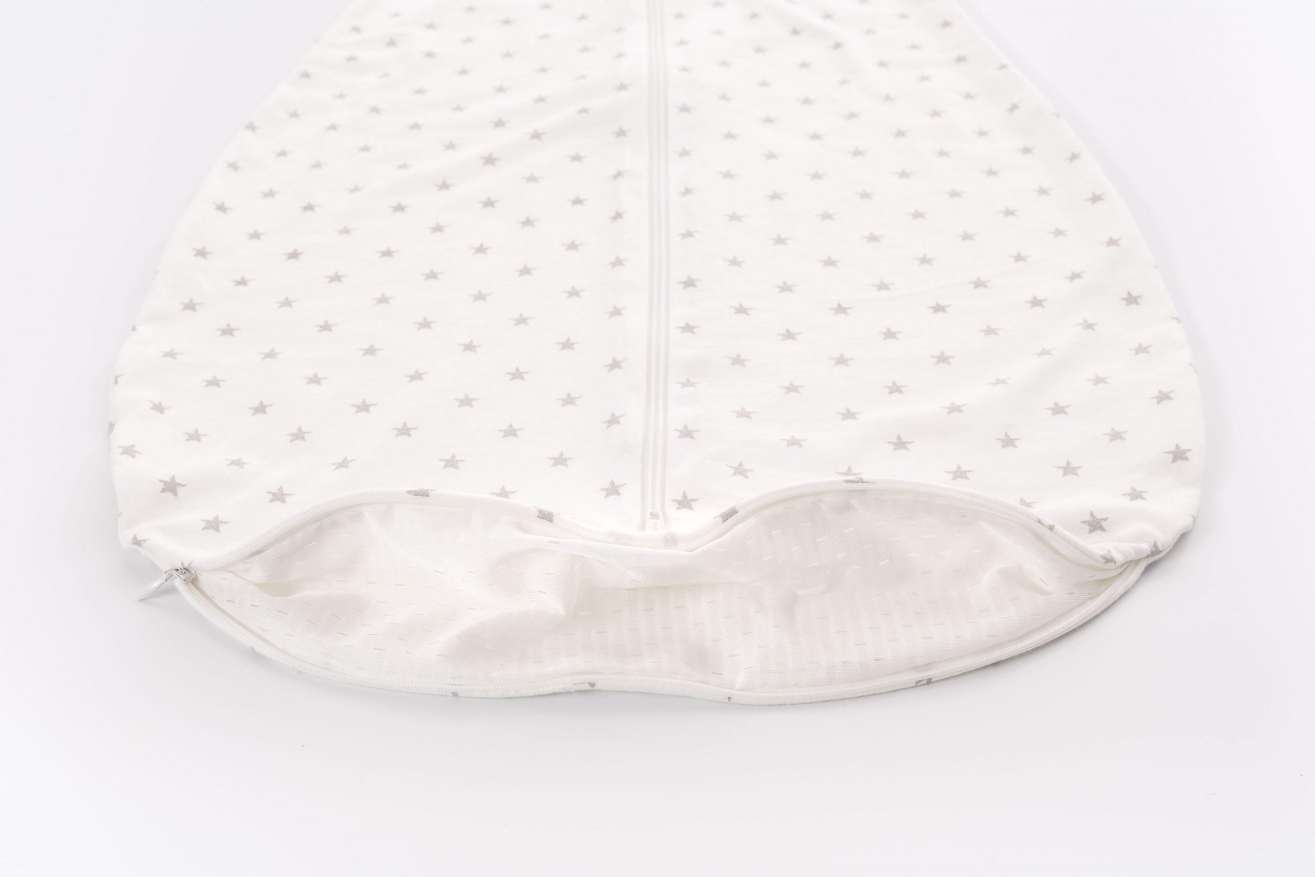 שק שינה לתינוק דגם Air Grey Melange