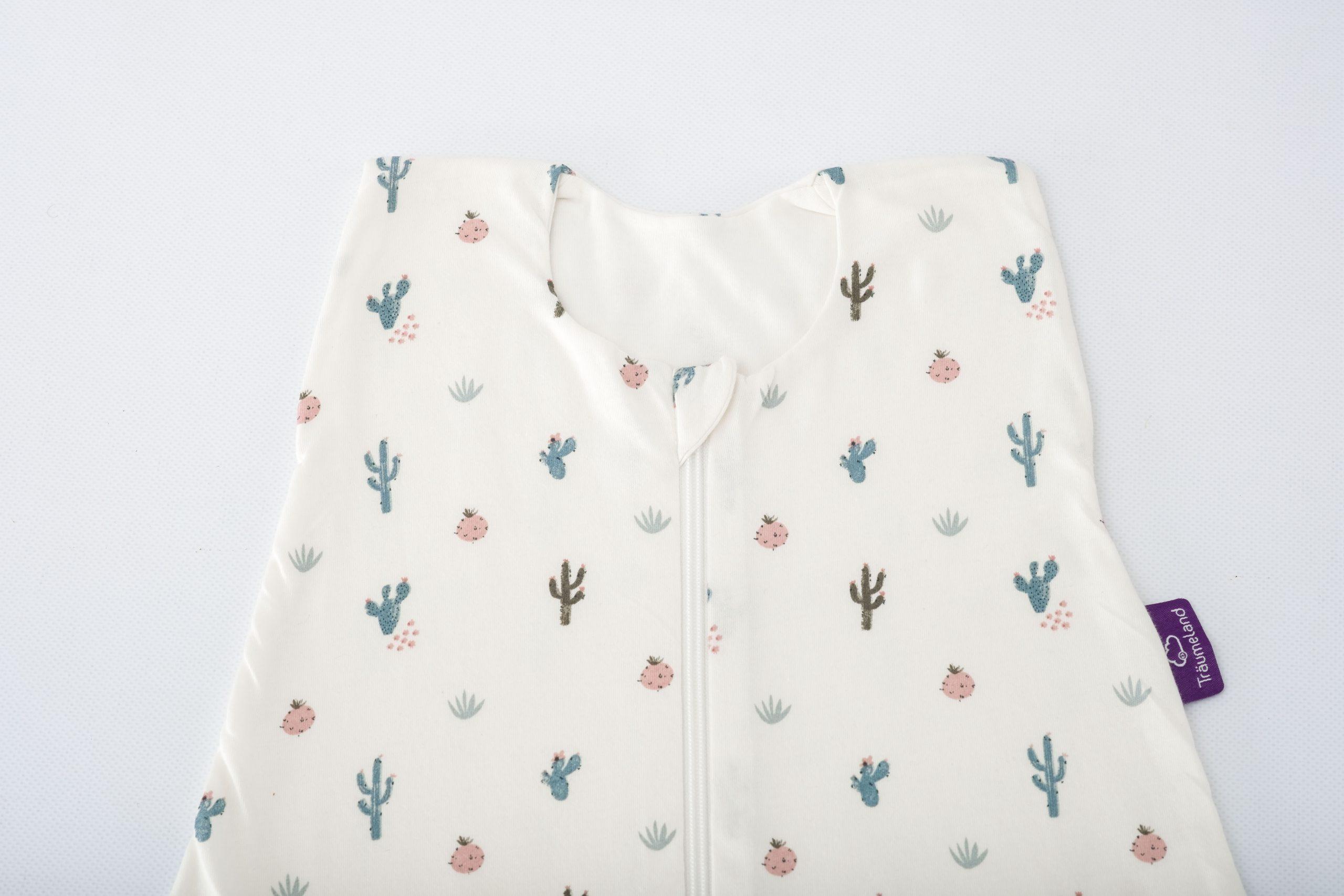 שק שינה לתינוק דגם Cactus Love