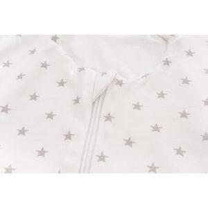 שק שינה לתינוק דגם Stars Grey